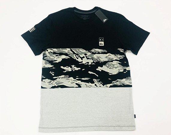 Camiseta Quiksilver Especial Enforce Original
