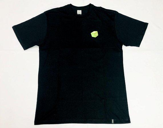 Camiseta Huf 3d Box Black Original