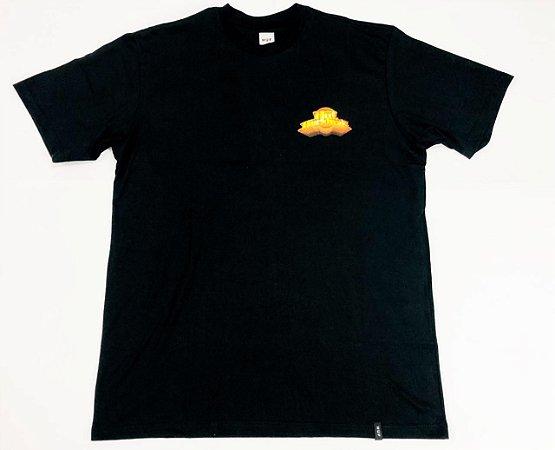 Camiseta Huf Greatest Hits Black Original