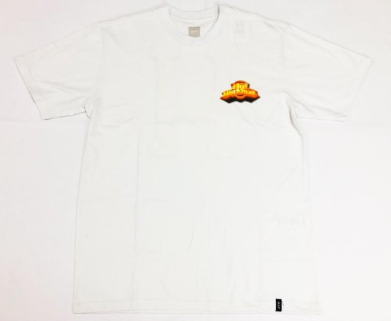 Camiseta Huf Greatest White Original