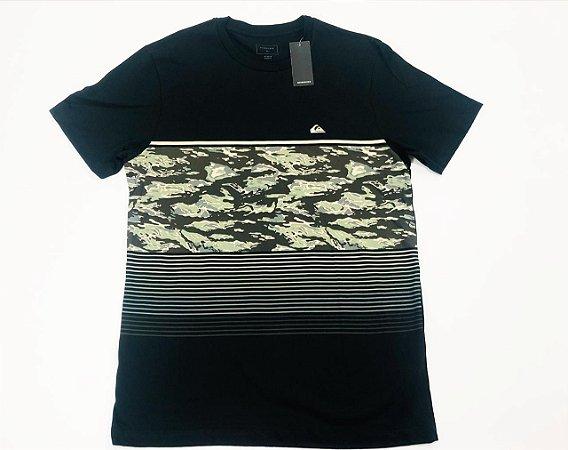 Camiseta Quiksilver Psyco Original