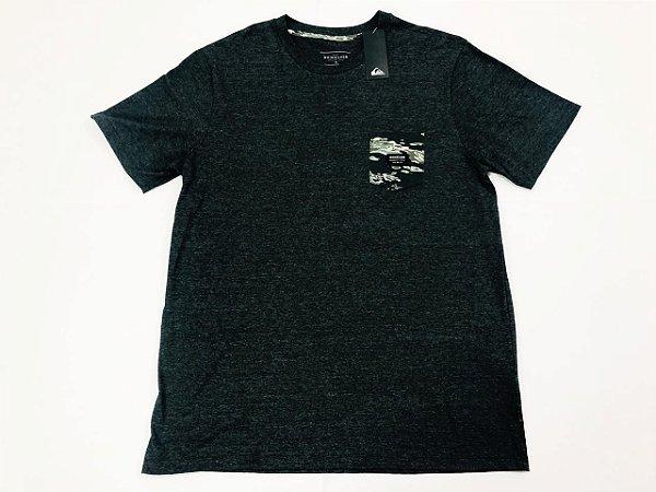 Camiseta Quiksilver Pocket Camo Especial Original