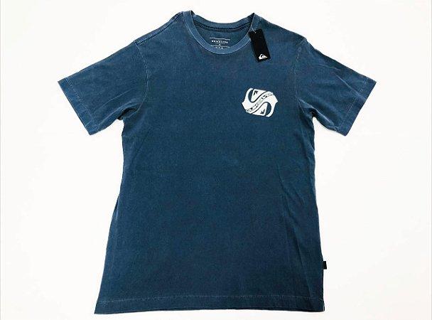 Camiseta Quiksilver Ttwn Shadoe Especial Original