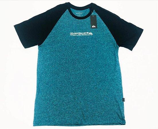 Camiseta Quiksilver Especial Raglan Either Way Original