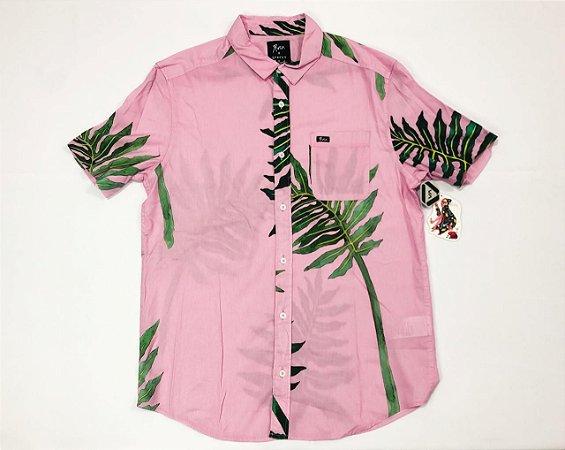 Camisa Rvca De Botão Rozich Em Viscose Importada Original