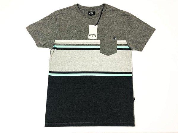 Camiseta Billabong Especial Spinner Com Bolso Original