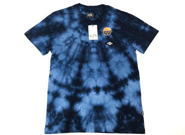 Camiseta Billabong Especial Tie Dye Riot Premium Original