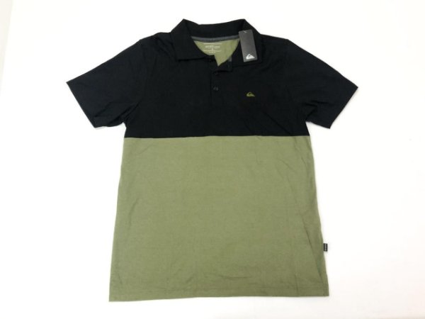 Camisa Quiksilver Polo Cut Logo Bordado Original