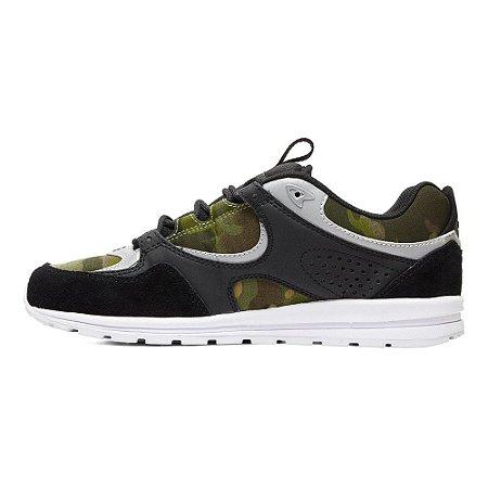 Tênis DC Shoes Kalis Lite S SE Black Camo Print