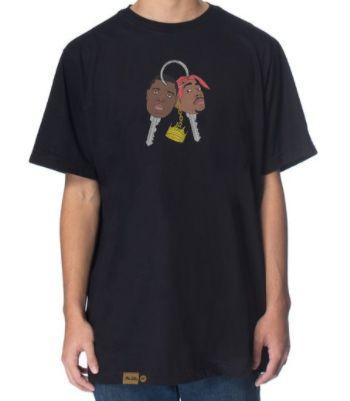 Camiseta Other Culture Keys Black