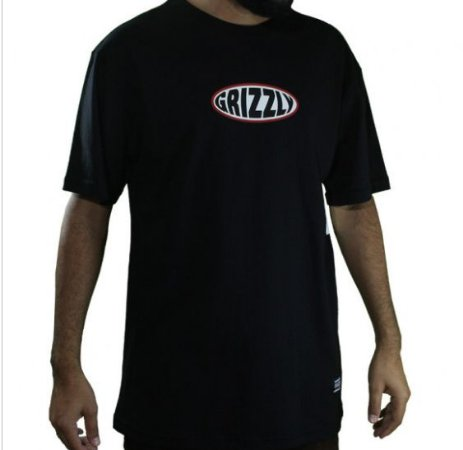 Camiseta Grizzly Bulge Tam. G