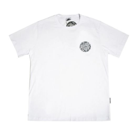 Camiseta Santa Cruz Especial MFG Dot Pocket