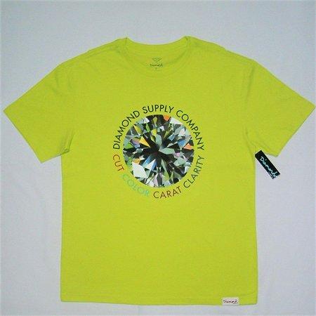 Camiseta Diamond Clarity Verde Original