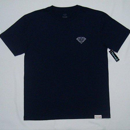 Camiseta Diamond Brilliant Navy Masculina
