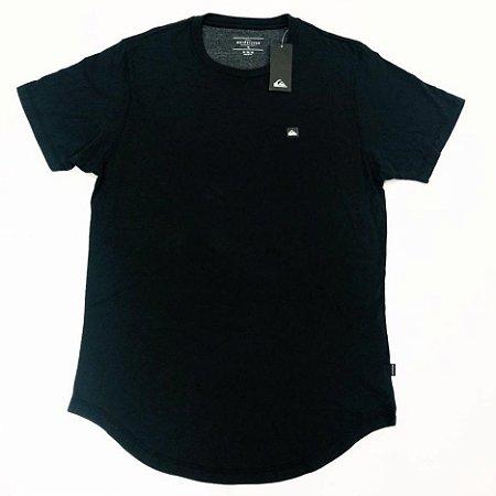 Camiseta Quiksilver Esp M/C SC Preto