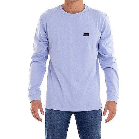 Camisa Quiksilver Bas Manga Longa Basic