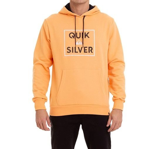 Moletom Quiksilver Fec Boxed Intent
