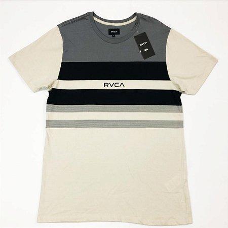 Camiseta RVCA Courtside Crew