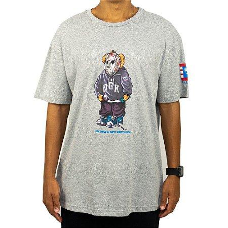 Camiseta DGK The Plug - Cinza