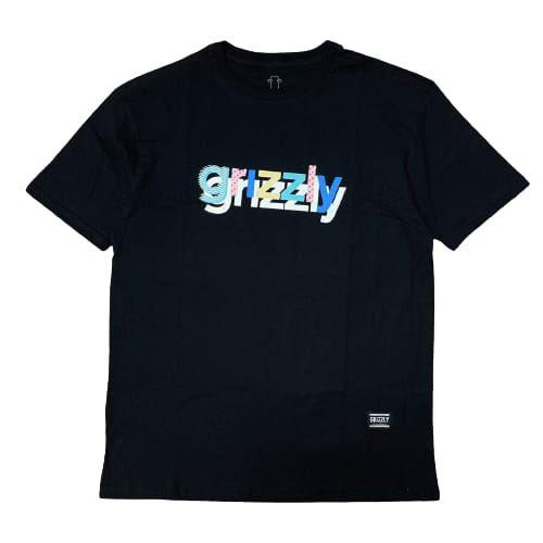 Camiseta Grizzly To The Max Preta