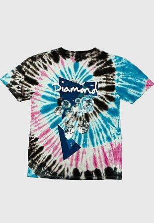 Camiseta Diamond Galactic Tie Dye