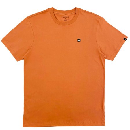 Camiseta Quiksilver Transfer Rosa Masculina