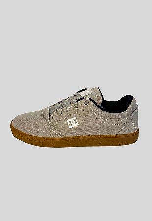 Tênis Dc Shoes Crisis Tx La Grey/Gum