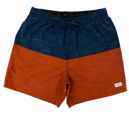 Boardshort Quiksilver Reverse Threads Volley 17NB Masculina