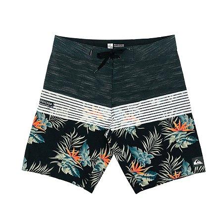 Bermuda Quiksilver Boardshort Everyday Pack Preto Masculino