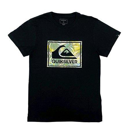 Camiseta Quiksilver Sub Tropic Quad T Masculina Juvenil 12