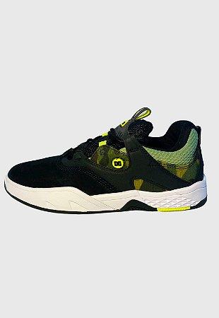 Tênis Dc Shoes Kalis Se Imp Oil Verde (OGN) Masculino