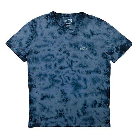 Camiseta Billabong Essentials Tie Dye Masculina