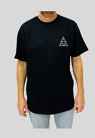 Camiseta Huf Silk Lupus Noctem Preta Masculina