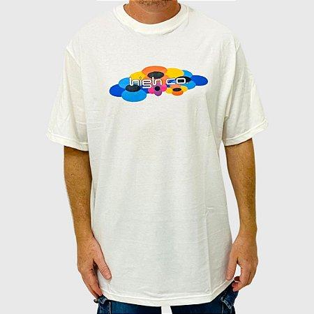 Camiseta High Flow Branco