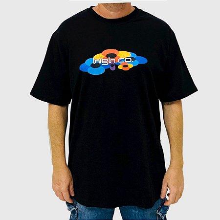 Camiseta High Flow Preto