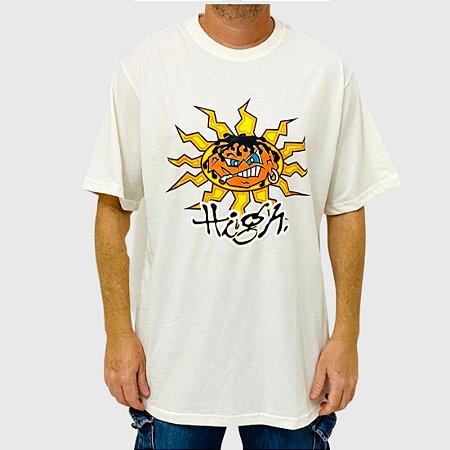 Camiseta High Junglist Branco