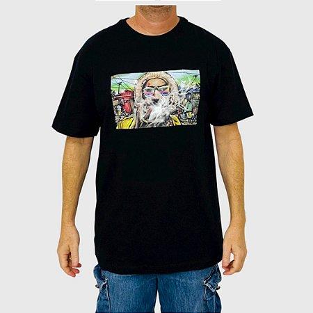 Camiseta DGK Irie Preta