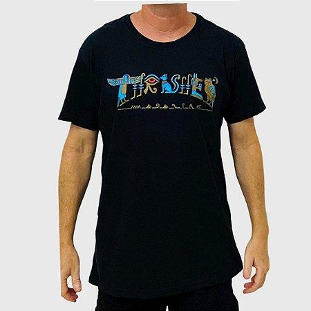 Camiseta Thrasher Hieroglyphics Preto