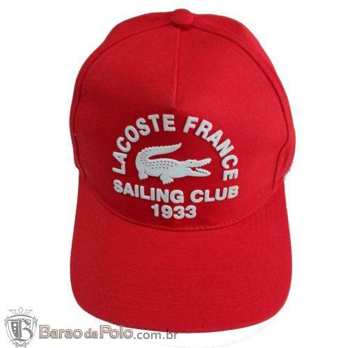 Boné Lacoste - império das marcas oficial 75add8373b