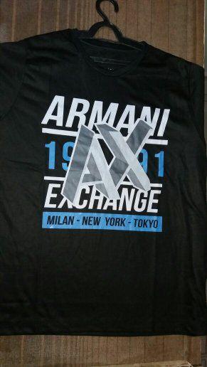 camiseta armani - império das marcas oficial 7a499570f3