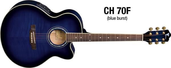 VIOLAO CH70F BLB BLUE BURST EAGLE JUMBUN