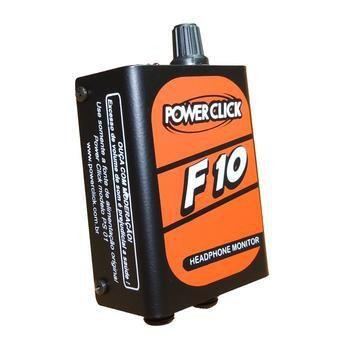 MONITOR DE OUVIDO F10 POWER CLICK     UN