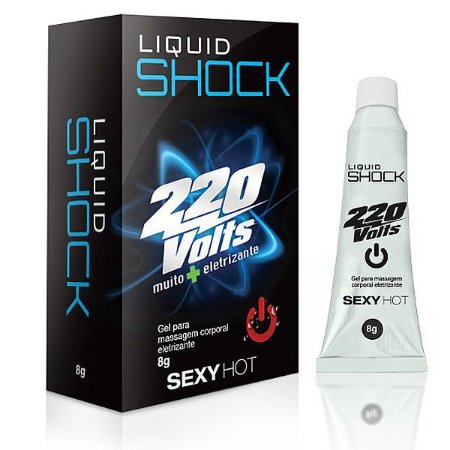 Liquid Shock 220 Volts - 8g