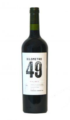 Vinho Malbec - KM49