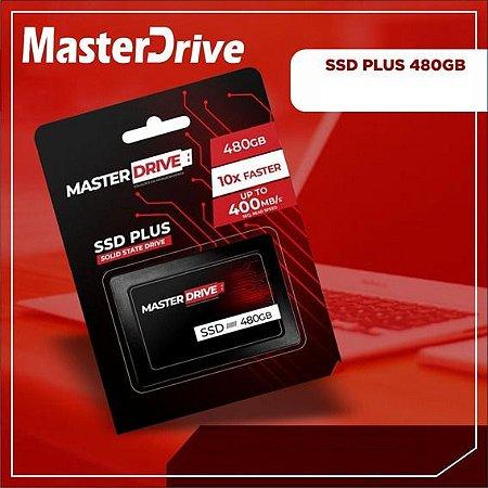 HD SSD  480 GB SATA 3 MASTER DRIVE