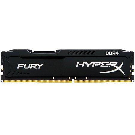 Memória HyperX Fury, 4GB, 2133MHz, DDR4, CL14, Preto - HX421C14FB/4