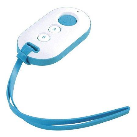 Controle Remoto Xac 4000 Smart Control Azul 4540007 Intelbras
