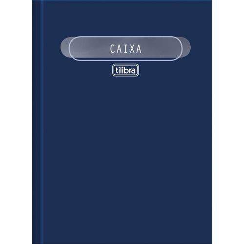 Livro Caixa 1/4 100 Folhas Color 23 Tilibra