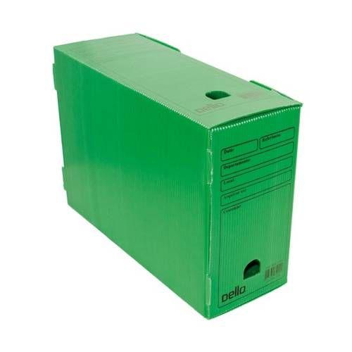 Caixa P/ Arquivo Morto Verde - Dello