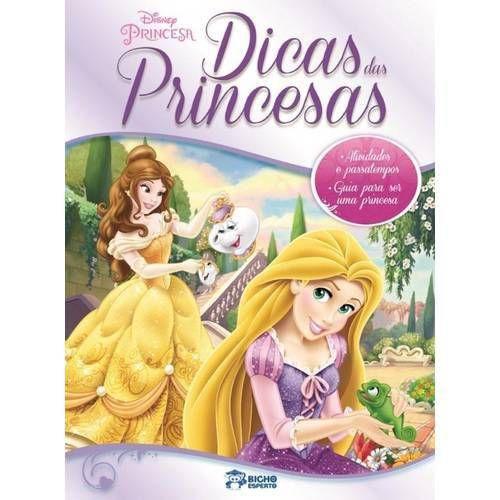 Disney - Dicas Das Princesas (Edicao Especial)
